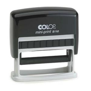 Stampila Colop Printer S110